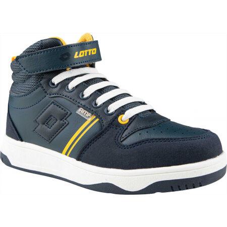Lotto ROCKET AMF MID CL SL - Dětské kotníkové boty