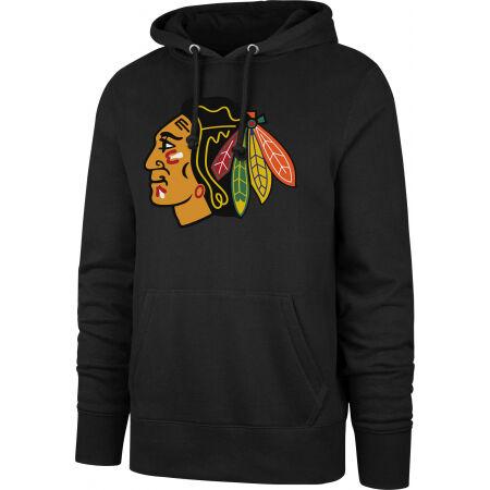 47 NHL CHICAGO BLACKHAWKS IMPRINT BURNSIDE HOOD