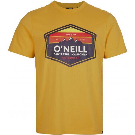 O'Neill MTN HORIZON SS T-SHIRT - Pánské tričko