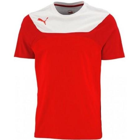 ESITO 3 LEISURE TEE JR. - Dětské tréninkové triko - Puma ESITO 3 LEISURE TEE JR