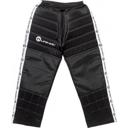 Dětské kalhoty pro gólmany - Unihoc GOALIE PANTS BLOCKER JR