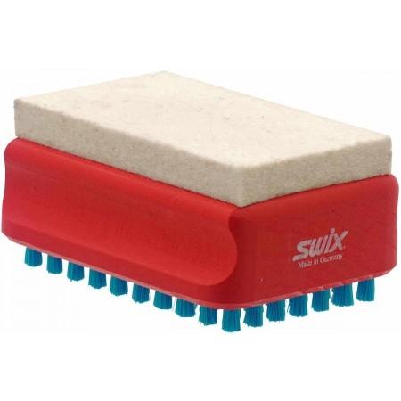 Swix F4 KOMBI - Nylonový kartáč