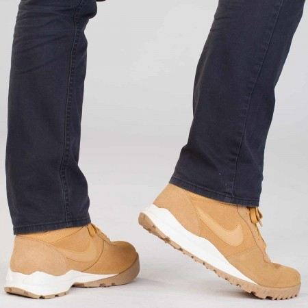 Pánská zimní obuv - Nike HOODLAND SUEDE - 5