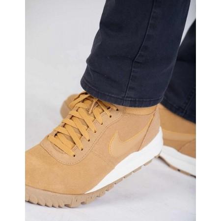 Pánská zimní obuv - Nike HOODLAND SUEDE - 4
