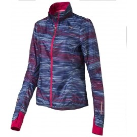 Puma PR GRAPHIC LIGHTWEIGHT JACKET W - Dámská bunda