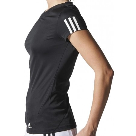 Dámské tenisové tričko - adidas RESPONSE TEE - 4