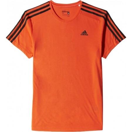 Pánské sportovní tričko - adidas ESS 3S TEE - 6