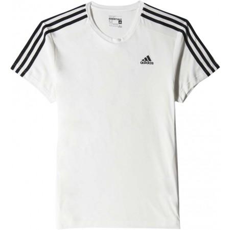 Pánské sportovní tričko - adidas ESS 3S TEE - 1