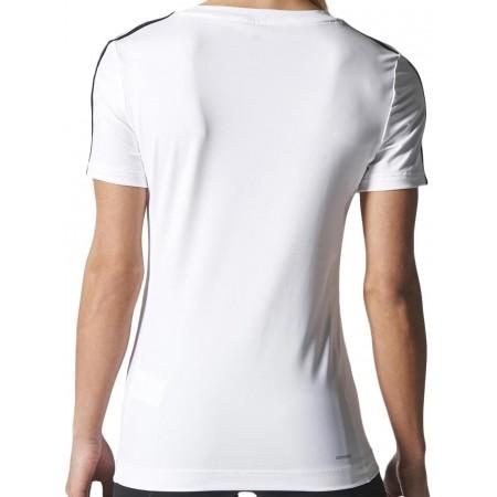 Dámské tričko - adidas CLIMA 3SESS TEE - 4