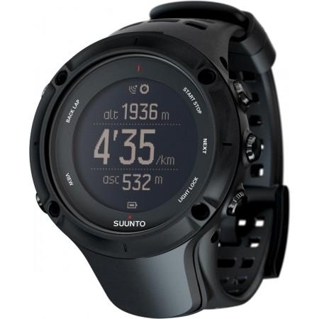 Sportovní hodinky s GPS - Suunto AMBIT3 PEAK BLACK HR - 2
