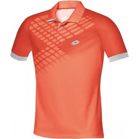 Pánské tenisové polo tričko - Lotto POLO CONNOR NET