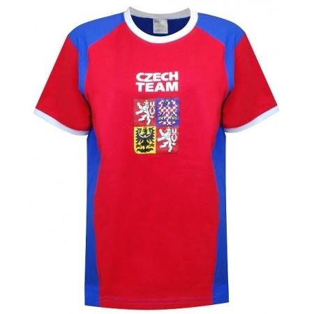 SPORT TEAM TRIČKO ČR - Fanouškovské tričko