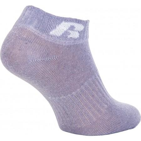 Dětské ponožky - Russell Athletic KIDS ANKLE SOCK 3 PÁRY - 7