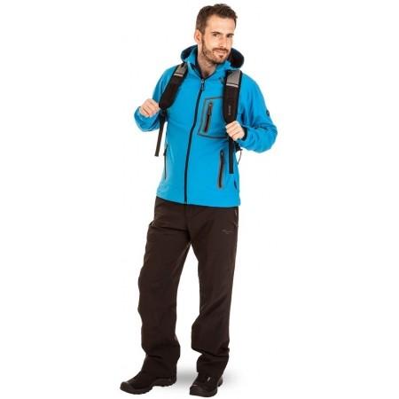 TRAMAN SOFTSHELL PANTS LIGHT - Pánské outdoorové softshellové kalhoty - Hi-Tec TRAMAN SOFTSHELL PANTS LIGHT - 5