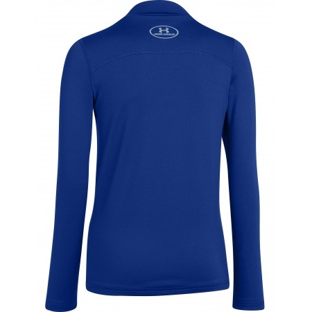 Chlapecké triko - Under Armour CG EVO FITTED LS MOCK - 2