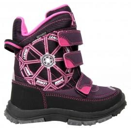 Junior League RUNAR - Dětská zimní obuv