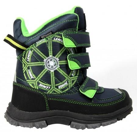 Dětská zimní obuv - Junior League RUNAR - 1