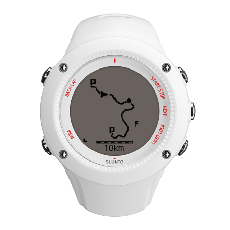 Sporttester s GPS - Suunto AMBIT3 Run HR - 5