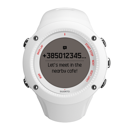 Sporttester s GPS - Suunto AMBIT3 Run HR - 6