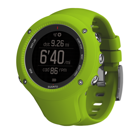 Sporttester s GPS - Suunto AMBIT3 Run HR - 7