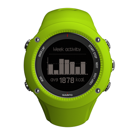 Sporttester s GPS - Suunto AMBIT3 Run HR - 9