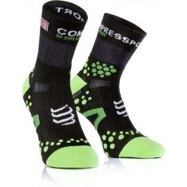 Compressport RUN HI V2.1 - Kompresní ponožky