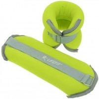 Lifefit ANKLE-WRIST WEIGHTS 2X2KG