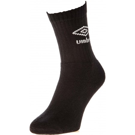 ANKLE SPORTS SOCKS - 3 PACK - Ponožky - Umbro ANKLE SPORTS SOCKS - 3 PACK - 1