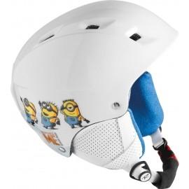 Rossignol COMP J MINIONS - Juniorská lyžařská helma