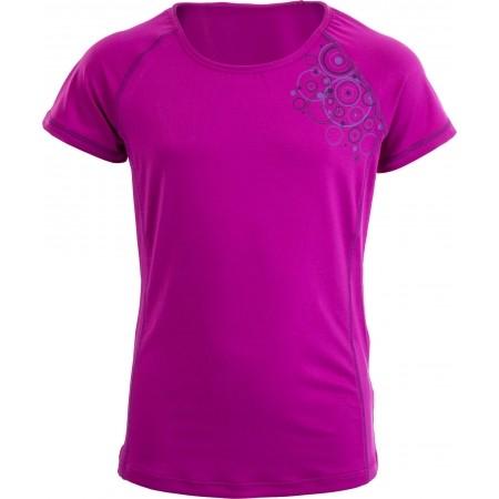 Dívčí sportovní tričko - Aress LENA 116-134 - 1