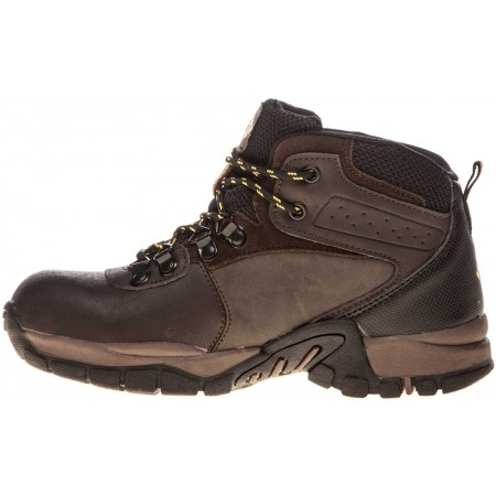 Dětská zimní obuv - Columbia YOUTH NEWTON RIDGE II - 3