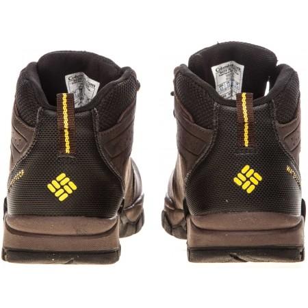 Dětská zimní obuv - Columbia YOUTH NEWTON RIDGE II - 6
