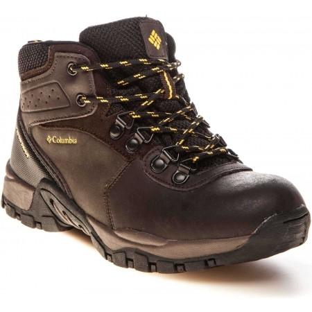 Dětská zimní obuv - Columbia YOUTH NEWTON RIDGE II - 1