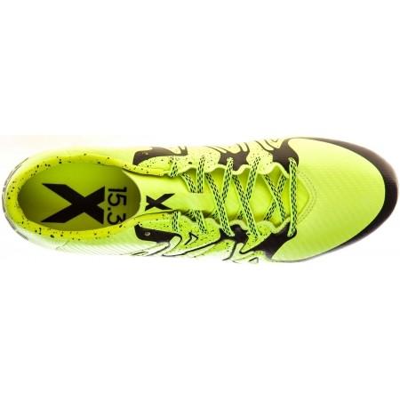 Pánské kopačky - adidas X15.3 FG/AG - 5