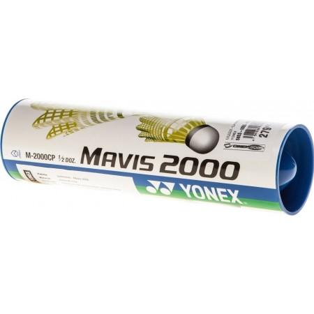 Badmintonové míčky - Yonex MAVIS 2000 - 2