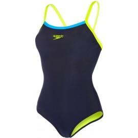 Speedo THINSTRAP MUSCLEBACK - Dámské sportovní plavky