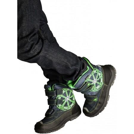 Dětská zimní obuv - Junior League RUNAR - 5