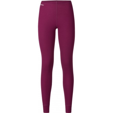 Odlo SUW WOMEN'S BOTTOM ORIGINALS WARM XMAS - Dámské funkční kalhoty