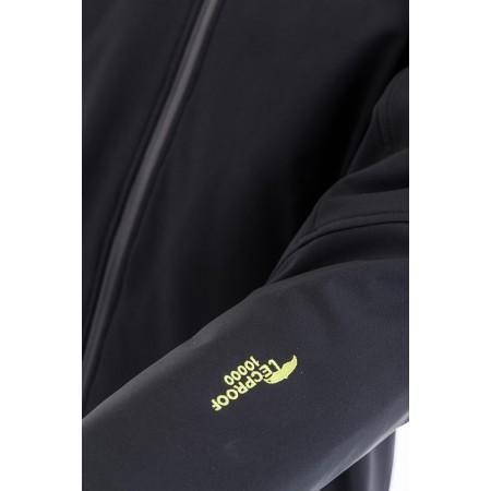 Zimní softshellová bunda - Hi-Tec GINNY - 4
