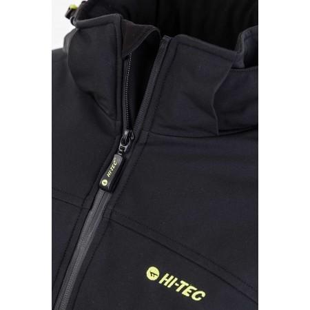 Zimní softshellová bunda - Hi-Tec GINNY - 6