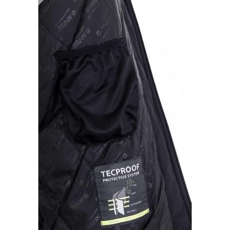 Zimní softshellová bunda - Hi-Tec GINNY - 7