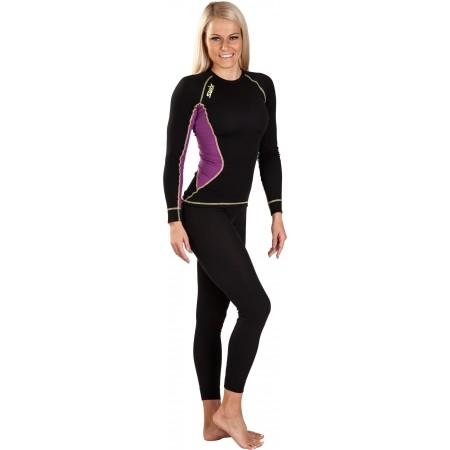 Funkční kalhoty - Swix STARX BODYW PANTS WOMENS - 3