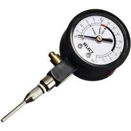 Select PRESSURE GAUGE ANALOGUE - Analogový tlakoměr na míče