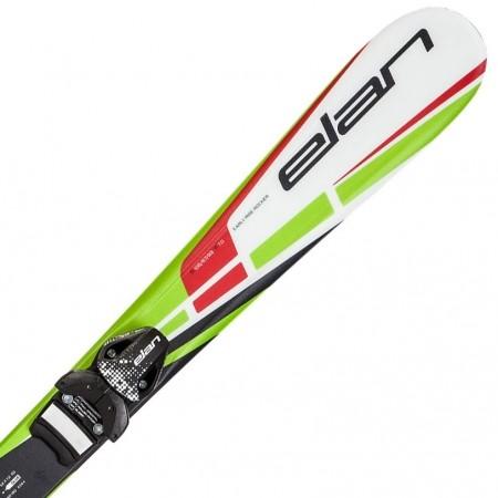 Dětské sjezdové lyže - Elan RACE PRO SPORT + EL4.5 - 3