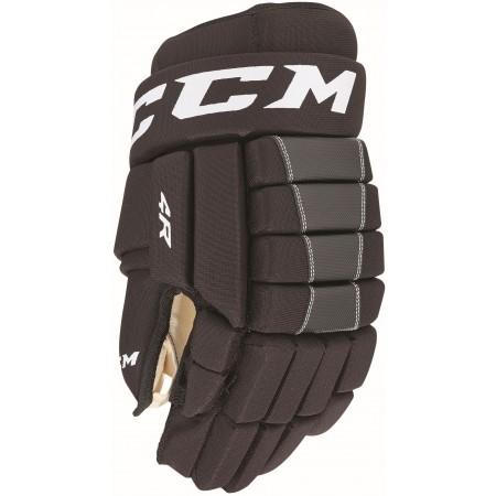 HG 4R III SR BK  - Hokejové rukavice - CCM HG 4R III SR BK - 1