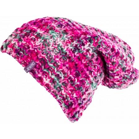 Dívčí pletená čepice - Lewro CAMI - 1