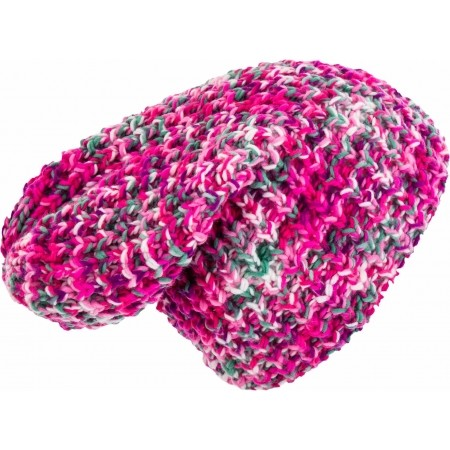 Dívčí pletená čepice - Lewro CAMI - 2