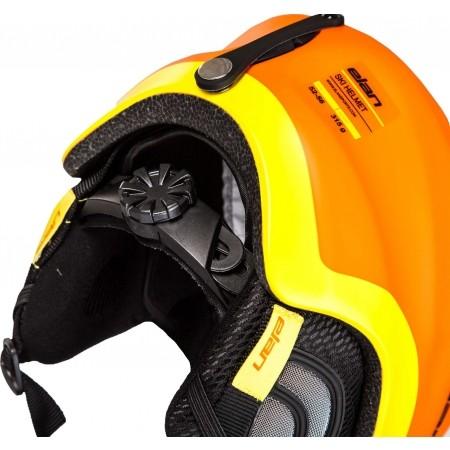 Dětská lyžařská helma - Elan TEAM ORANGE - 4