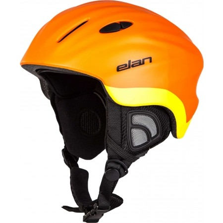 Dětská lyžařská helma - Elan TEAM ORANGE - 1