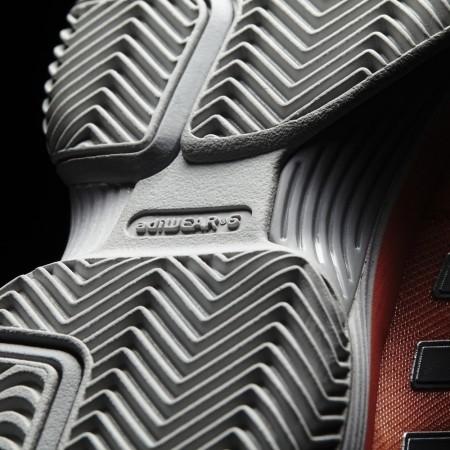 Dámská tenisová obuv - adidas BARRICADE CLUB W - 8